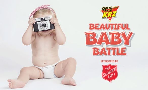 98.5 KRZ Beautiful Baby Battle Contest