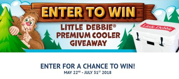 Camp Little Debbie Instant Win