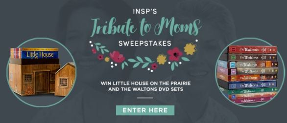 INSP Tribute to Moms Sweepstakes