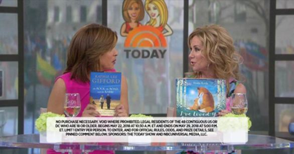Kathie Lee and Hoda Books Giveaway