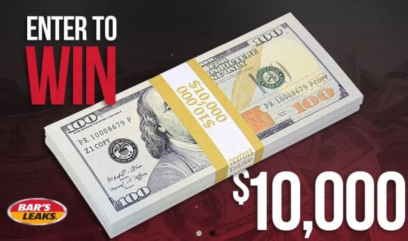 Keep My Ride Alive $10,000 Sweepstakes