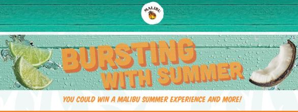Malibu Summer Experience Sweepstakes