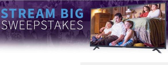 NBC Stream Big Sweepstakes