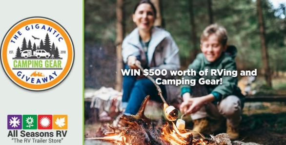 RVing and Camping Gear Contest