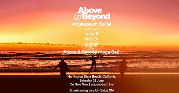 Siriusxm Above and Beyond Contest