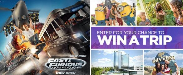 Access Hollywood Orlando Vacation Sweepstakes