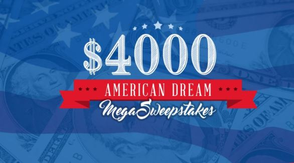 American Dream Mega Sweepstakes