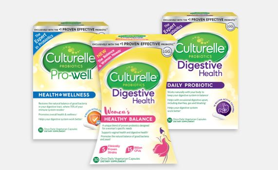Be Good Inside with Culturelle Sweepstakes