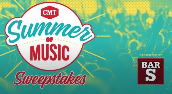 CMT Bar-S Summer of Music Sweepstakes