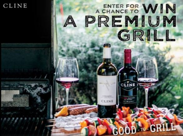 Clinecellarsgoodtogrill-Sweepstakes