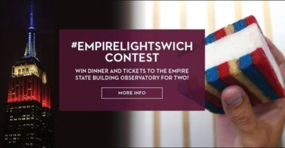 Empire Lights Wich Contest