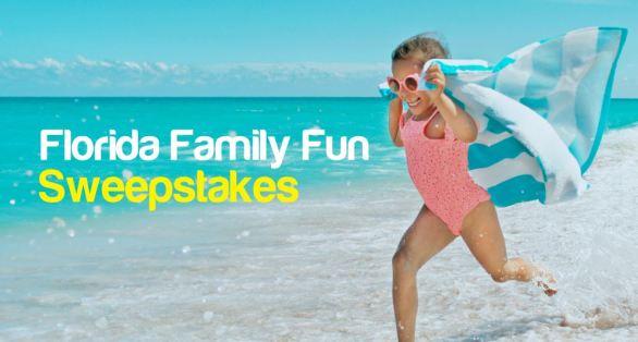 Florida Family Fun Sweepstakes