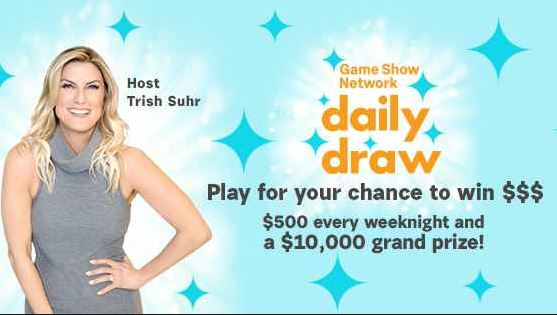 GSN Daily Draw Code Words