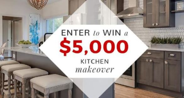 Kitchen Makeover Sweepstakes