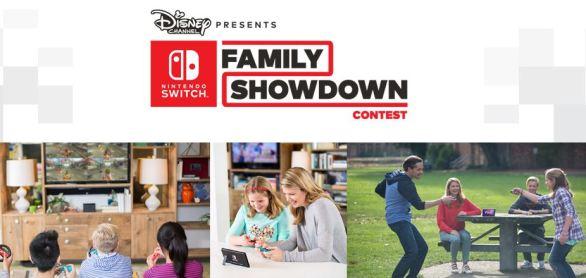 Nintendo Switch Family Showdown Contest