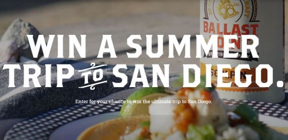 Summer of Sculpin Sweepstakes