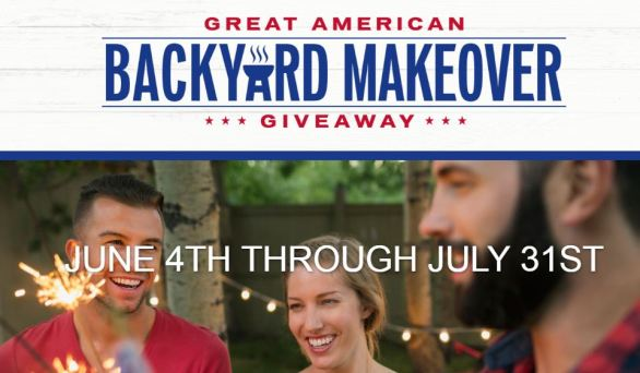 Taylor Morrison Backyard Giveaway