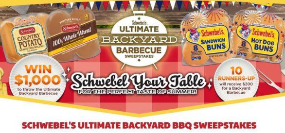 Ultimate Backyard Barbecue Sweepstakes