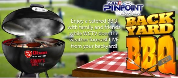 WCTV Backyard BBQ Contest