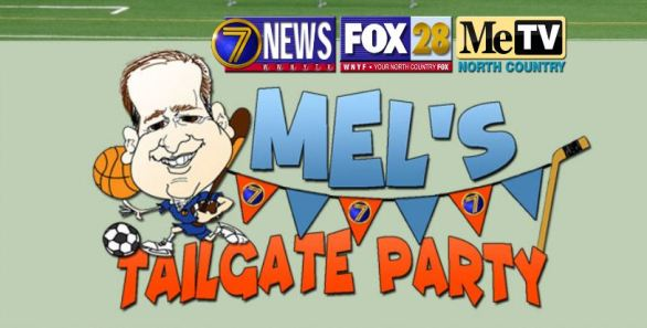WWNY TV Mel's Tailgate Party Contests