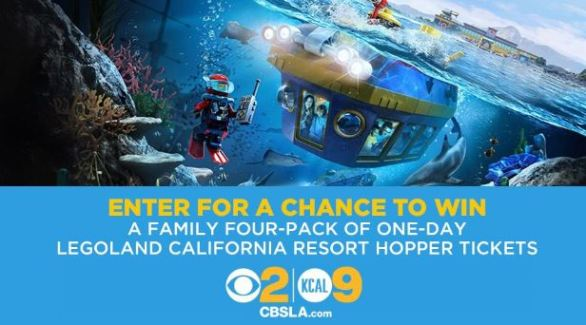 CBSLA LEGO City Deep Sea Adventure Contest