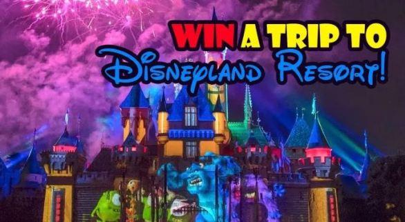 Disneyland Resort Vacation Giveaway