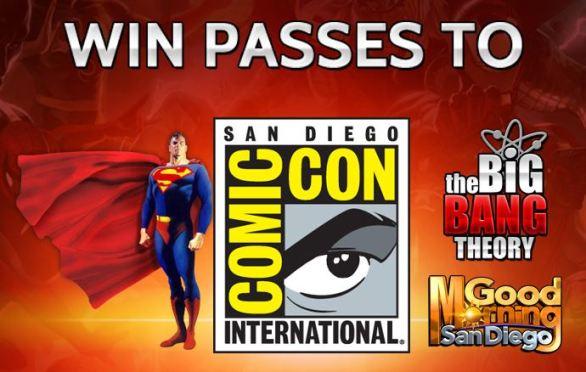 KUSI Comic Con Contest