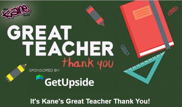 Kane Show Teacher Contest