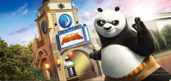 Kung Fu Panda Sweepstakes