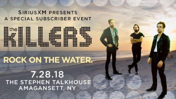 SiriusXM Killers Contest