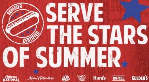 Stars Of Summer Sweepstakes
