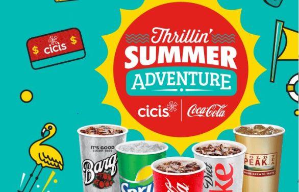 Thrillin Summer Adventure Sweepstakes