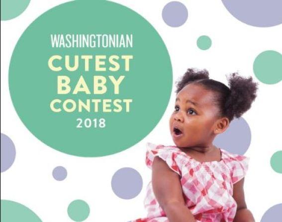 Washingtonian Cutest Baby Contest