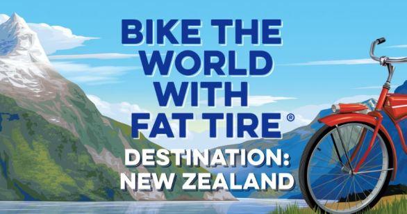 New Belgium Bike the World Sweepstakes