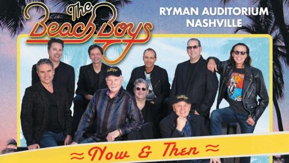 SiriusXM Beach Boys at Ryman Auditorium Sweepstakes