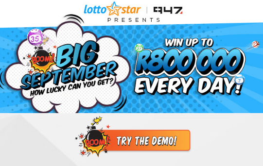 94.7 Lottostar Competition