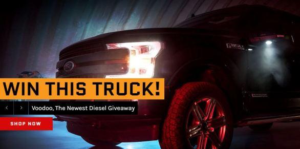 Diesel Brothers VOODOO Giveaway