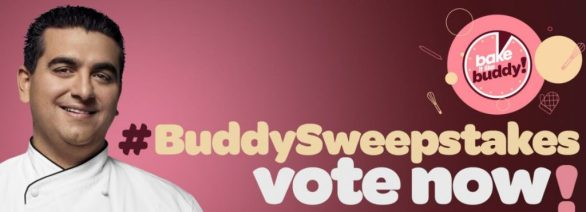 Discovery Family Channel Bake it Like Buddy Sweepstakes