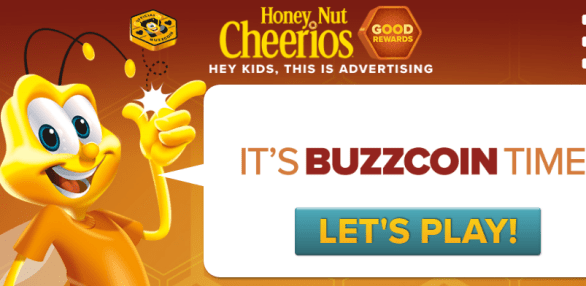 Honey Nut Cheerios Good Rewards Sweepstakes