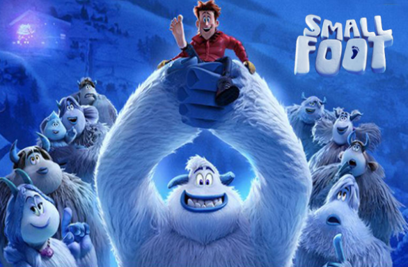 Kearth 101 Tickets to Advance Screening of Smallfoot Contest