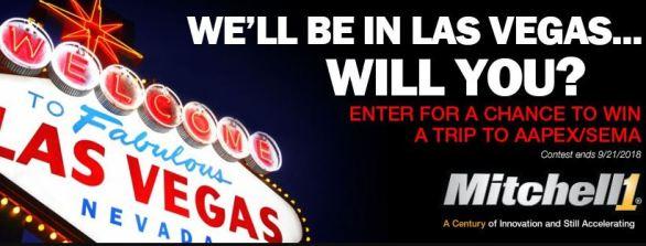 Mitchell 1 Fabulous Las Vegas Sweepstakes