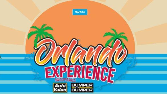 Orlando Experience Sweepstakes