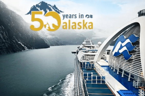 Princess Cruises Alaska 50th Anniversary Sweepstakes