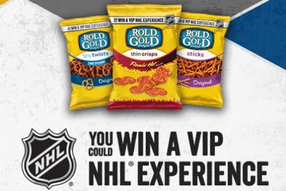 Rold Gold NHL Season Kickoff Reward Sweepstakes