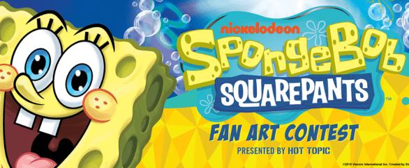 SpongeBob SquarePants Fan Art Contest