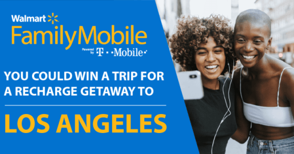 Steve Harvey Morning Show Recharge Getaway with Junior Sweepstakes