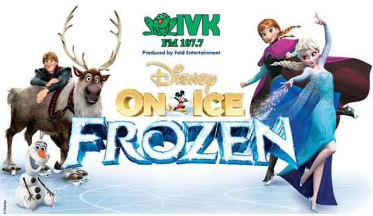 WIVK Disney On Ice Frozen Look-a-like Contest