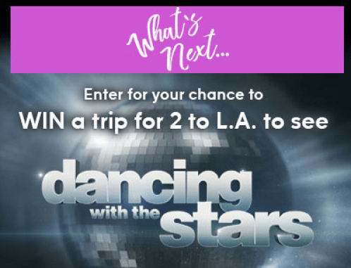 Win What's Next Sweepstakes