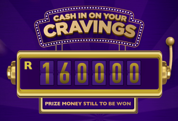 Cadbury Cash In On Your Cravings Competition