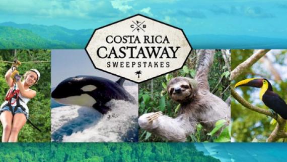 Crocodile Bay Resort Costa Rica Castaway Sweepstakes